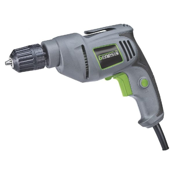 Genesis GD38B Variable Speed Reversible Electric Drill