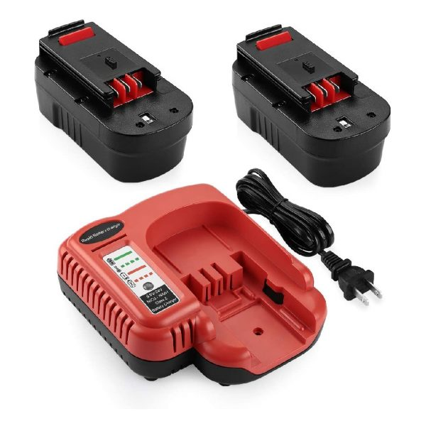 Replacement BLACK AND DECKER 18V Battery